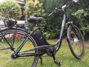 Verkaufe Zündapp E-Bike Alu-City Green