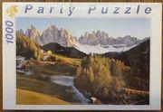 Partypuzzle 1000 Teile original verpackt