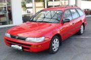 Toyota Corolla E10 Erstbesitz Neuzustand