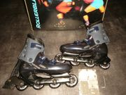 Inline Skater Inliner Rollerblade Bravoblade