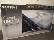 Defekten Samsung UE55MU9000TXZG Curved UHD