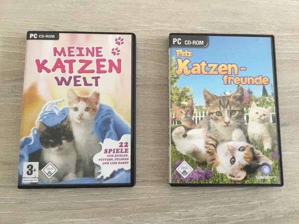 2 Kinder PC Spiele zu