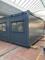 Pavillion Bürocontainer kaufen NEU ca