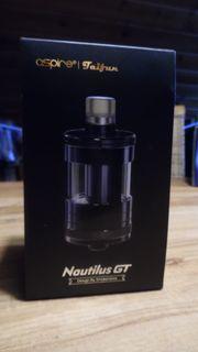 Aspire Nautilus GT Verdampüfer