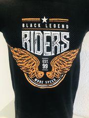 Tshirt bedruckt Riders Street style