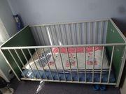 Paidi Kinderbett 1 40 x