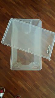 7 x IKEA Aufbewahrungsboxen aus