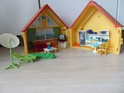 Playmobil Häuschen zusammenklappbar