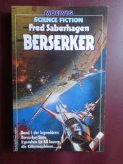 Buch Zukunftsroman Berserker