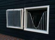 95 Stallfenster Solid Pferdestallfenster Pferdebox