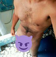 Ich biete erotische Massage für