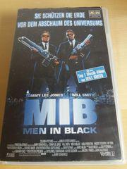 Videokasette MiB Man in Black
