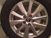 Mazda cx5 komplett Sommer Räder