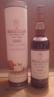 Macallan 18 J - 1983 700ml