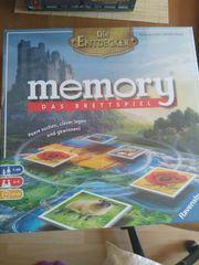 Memory Das Brettspiel - Die Entdecker -