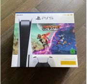 Play Station 5 weis 825GB