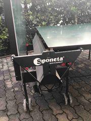 SPONETA Outdoor Tischtennisplatte S1-04 e