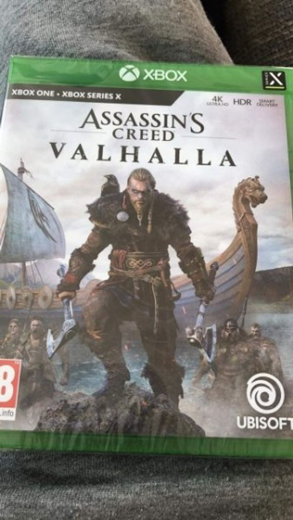 Assassin\'s Creed valhalla Xbox one