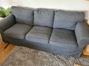 Ektorp 3er-Sofa Ikea mit 2