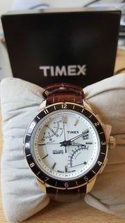 Timex Herren-Armbanduhr XL IQ Fly-Back