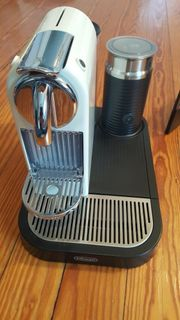 Nespresso citiz milk Delonghi