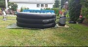 Whirlpool für den Garten