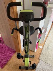 Heimtrainer Wonder Core Cycle Mediashop