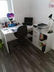 Schreibtisch Eck