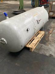 Industrie Druckluftbehälter