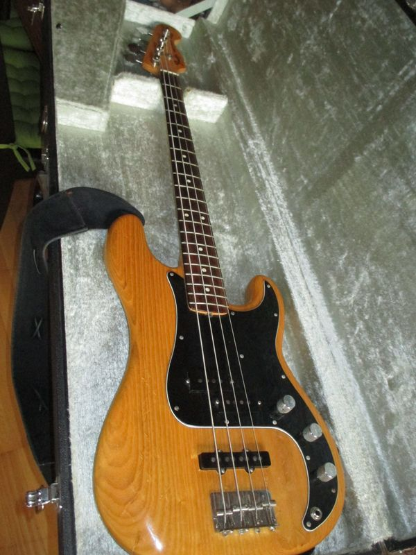 Fender Precision Bass - Made in
