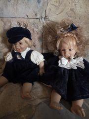 Puppen Junge Mädchen