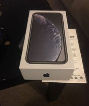 iPhone XR 128gb schwarz -neu-