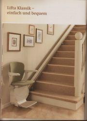 Treppenlift 420 Starla gebraucht für