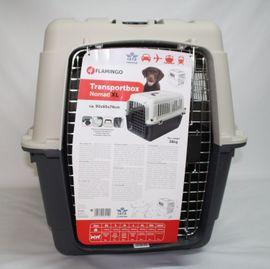 Flamingo Hundetransportbox Hundebox Modell Nomad: Kleinanzeigen aus Pottenstein - Rubrik Zubehör für Haustiere