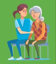 Ich suche Job als Seniorenbetreuung