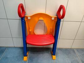 Toiletten-Trainer für Kinder WC-Sitzerhöhung: Kleinanzeigen aus Freudental - Rubrik Baby- und Kinderartikel