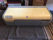 HP Deskjet D2360 Farb-Tintenstrahl-Drucker