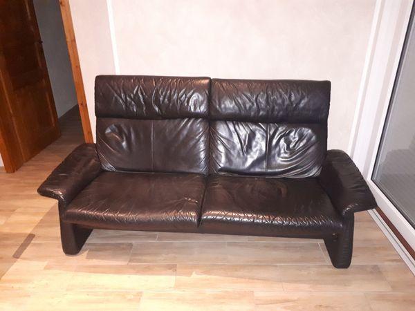 Design ECHT LEDER Sofas von