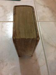 Alte Bibel von 1848