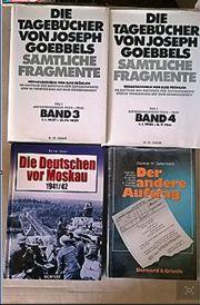 Tagebücher 2Bde u 2weitere Bücher