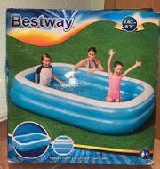 Bestway Family Pool rechteckig