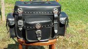 Motorrad Sissibar Koffer Tasche Aufbewahrung