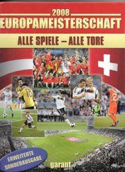 Sportbuch Fußball-EM 2008