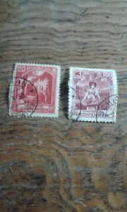 Lichtenstein Briefmarken
