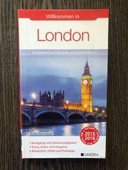 Reiseführer Willkommen in London