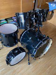 Schlagzeug dpd BX serie schwarz