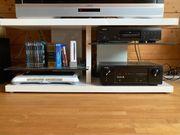Stylisches stabiles TV Möbel Lowboard