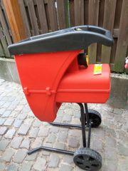 Gartenhäcksler 2400 Watt stark GHS
