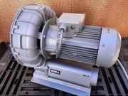 5 50 kW Seitenkanalverdichter Vakuumpumpe