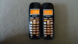 Siemens Gigaset AC255 Duo mit: Kleinanzeigen aus Pyrbaum - Rubrik Schnurlose Telefone